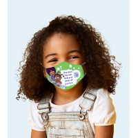 13-1034 Child Triple Protection Face Mask - Washable