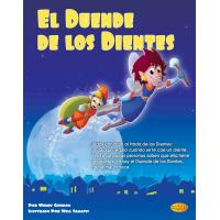 11-5301 The Tooth Elf Large Format Storybook - Spanish