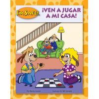 5-1704 ¡Ven a jugar a mi casa! Home Safety Oversized Storybook