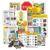 6-4509 Transportation Safety Education Kit for Head Start