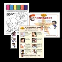 Dental Health Education Refill Kit