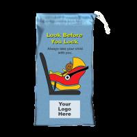 Heatstroke Prevention Cell Phone Bag