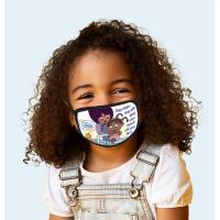13-1034 Child Reusable Message Face Mask With Imprint