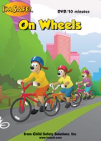 1-3200 I'm Safe! On Wheels DVD