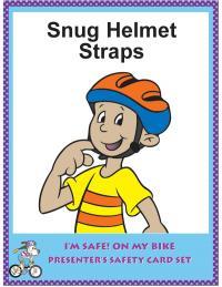 1-4560 Bike Buddy Bingo Presenter's Cards - English