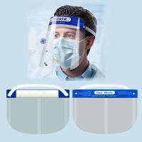 13-1032 Clear Plastic Face Shield Protector