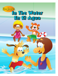 7-1452 I'm Safe! in the Water Activity Book - Bilingual