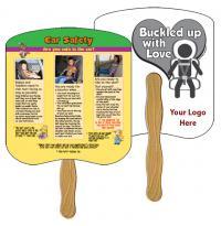 2-5200 Car Safety Fan
