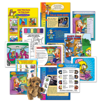 2-4712  Car Safety Education Kit for Early Childhood