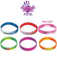 Health and Safety Mood Wrist Bands