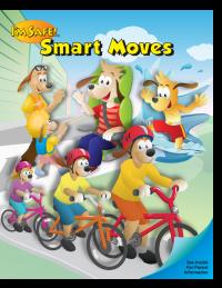 8-2860 I'm Safe! Smart Moves Activity Book - English