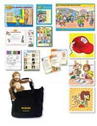4-4721 Head Start Personal Safety Education Kit