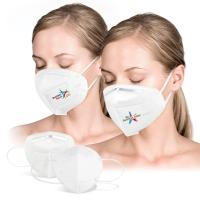 13-1031Adult Sized Imprinted Non-Woven Disposable Face Mask
