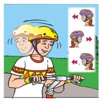 1-1075 Bicycle Safety Teaching Cards