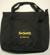 CERKITBAG: I'm Safe! Carry All Bag