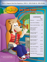 2-4700 I'm Safe! in the Car Presenter's Guide For Head Start