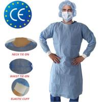 13-1061 Non Woven Laminated Double Layered Gown