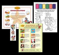 MyPlate Nutrition Education Refill Kit