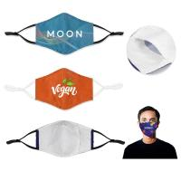13-1045 Adult Reusable Face Mask With Imprint