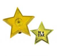 Star Shaped LED Blinking Safety Light