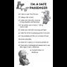 English checklist