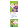 Booster Seat Bookmark - Reverse Side