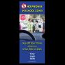 3-6219 No Phones in School Zones - Info Card FRONT