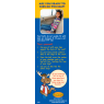 2-3020 State Law Booster Seat Bookmark - Reverse