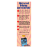 3-6058 Someone's is Counting on You Bookmark - English - reverse side