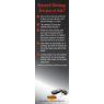 3-8010 NHTSA Buzzed Driving Bookmark  - Side 2