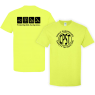 CPS Tee Safety Yellow