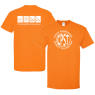 CPS Tee Safety Orange