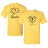 CPS Superpower Tee Yellow