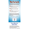"""3-4105 """"How to Spot Substance Abuse"""" Info-Reminder Card"""