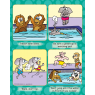 Page 4 - Pool Rules from the Water Oversized Storybook