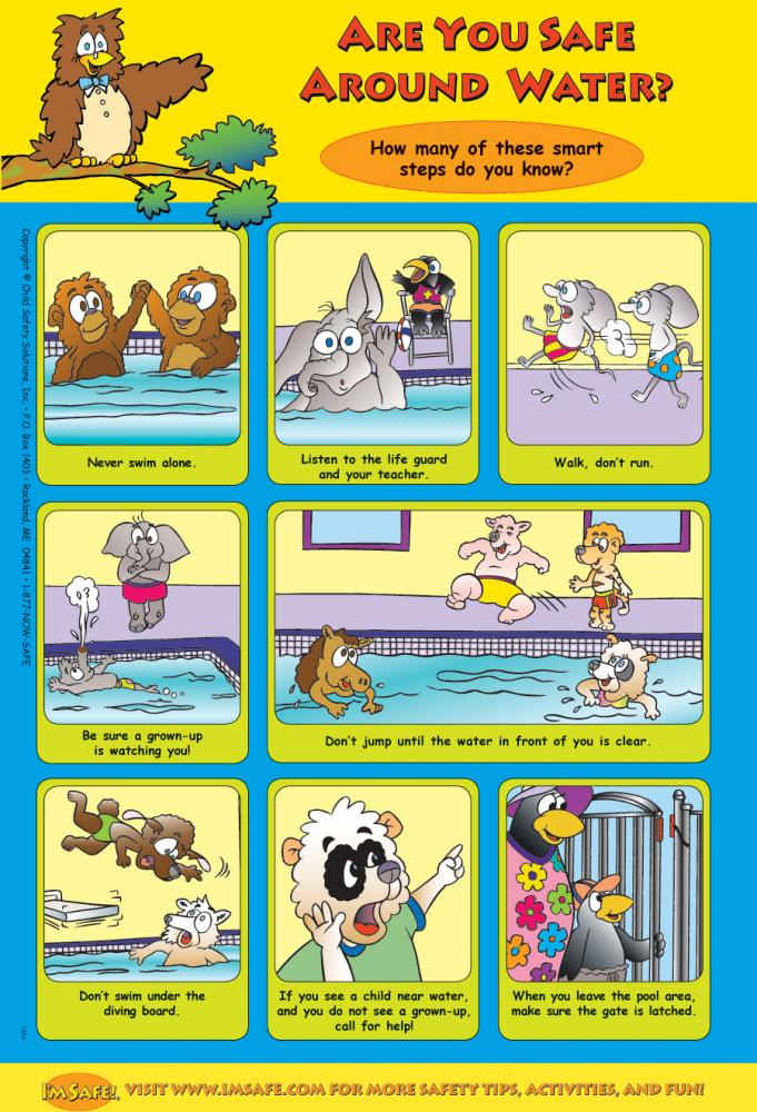 water safety We hope this guide will serve as a valuable reference of community resources for  pool safety, cpr and swimming lessons it only takes seconds for an.