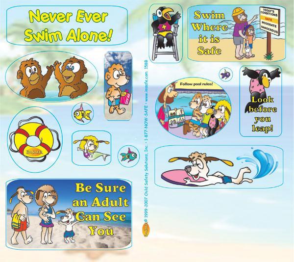 summer safety printables kindergarten free printable summer safety coloring pages for back to. Black Bedroom Furniture Sets. Home Design Ideas