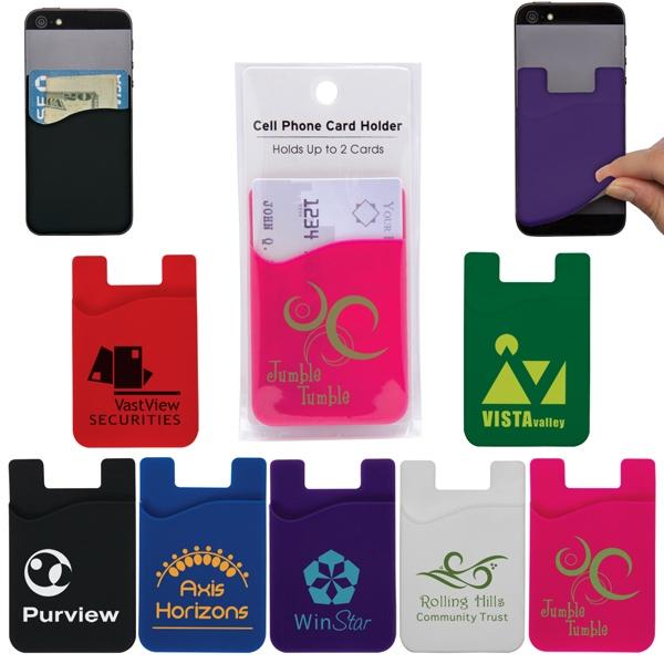 distracted driving cell phone card holder - Cell Phone Business Card Holder