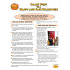 Smart Steps for a Safe Halloween - Front