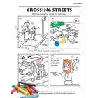 Activity Sheet: Crossing Streets - English