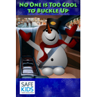 Safe Kids Holiday Travel Snowman Meme for Downloading