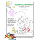 COVID-19 Handwashing Activity Page