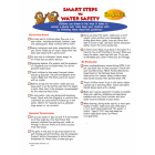 "Customizable ""Smart Steps to Water Safety"" Front"