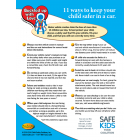 11 Ways to Keep Your Child Safer in a Car (AAP 2018 Guidelines)