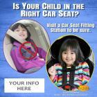 "Child Passenger Safety ""Right Car Seat"" Meme"