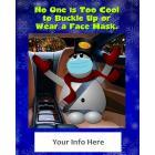 2020 Snowman Holiday Meme - Customizable