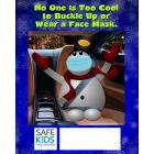2020 Safe Kids Snowman Meme - Customizable