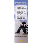 10-3002 Be A Friend Not A Bully Bookmark