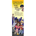 10-3008 Stand Together to Prevent Bullying Bookmark