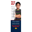 "10-3027 ""Why I Feel Sorry for Bullies"" Bookmark"